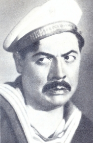 "Alexander Stepanovich Pirogov - Vakulenchuk, op. ""The Battleship Potemkin"", mus. O.S. Chishko. The photo. (Александр Степанович Пирогов - Вакуленчук, оп. ""Броненосец Потемкин"", муз. О.С. Чишко. Фотография.) (Belyaev)"
