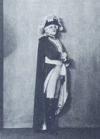 "N.K. Pechkovsky as Ferdinand. ""Louise Miller."" The photo. (Н.К. Печковский в роли Фердинанда. ""Луиза Миллер"". Фотография.) (Belyaev)"