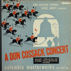 A Don Cossack Concert - Don Cossack Chorus Serge Jaroff, medley (max)